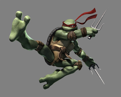 Raphael from TMNT